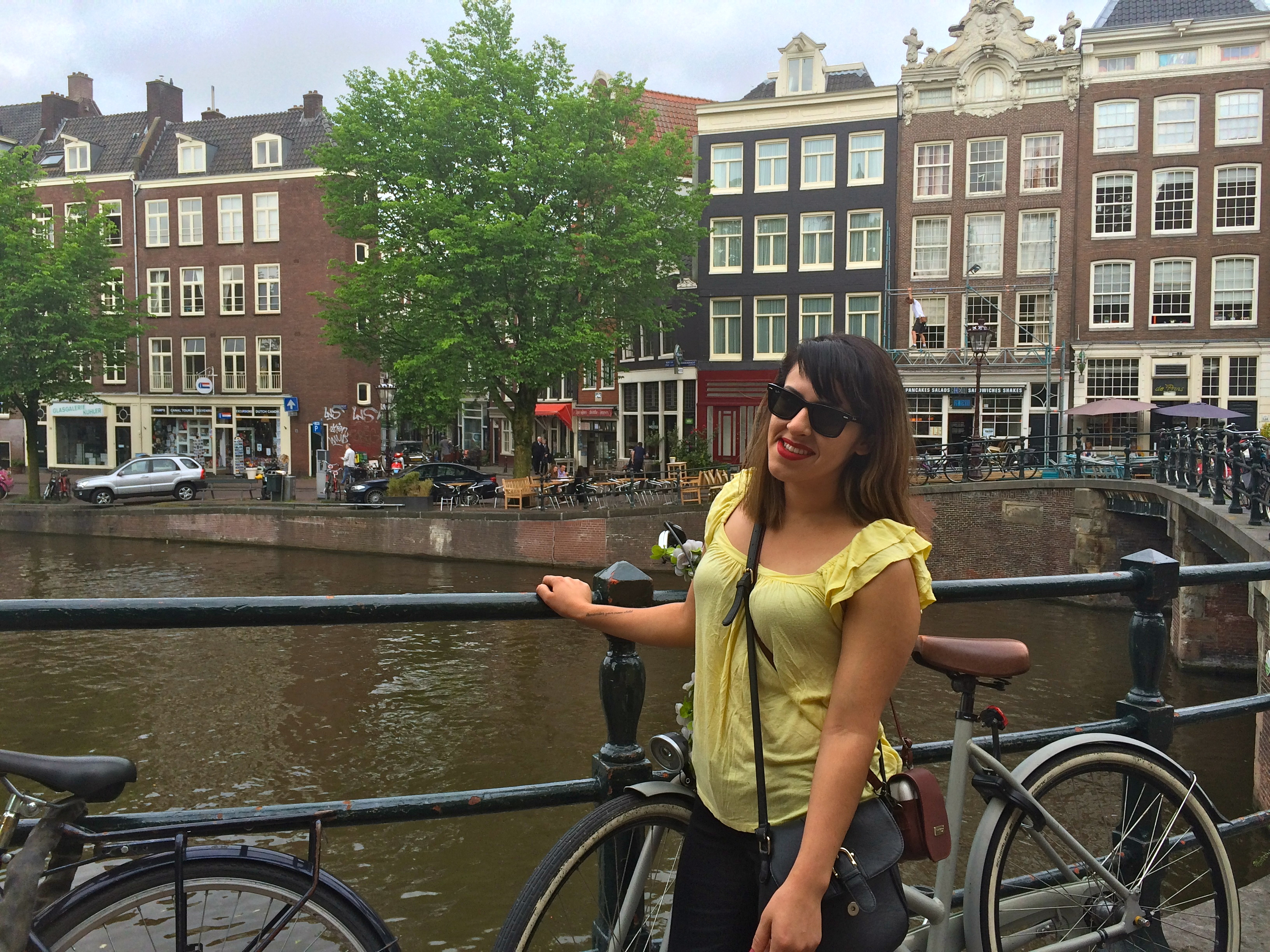 Sex and drugs in amsterdam